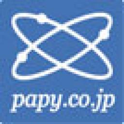 株式会社パピレス - PAPYLESS